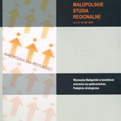 """2013 – Rewizja rekomendacji z zakresu planowania przestrzennego, w tym mieszkalnictwa, zawartych w dokumencie pn. """"Wyzwania Małopolski w kontekście starzejącego się społeczeństwa. Podejście strategiczne"""""""