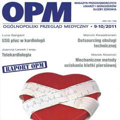 2011 – Studium przypadku – szpital uniwersytecki w Orebro w Szwecji