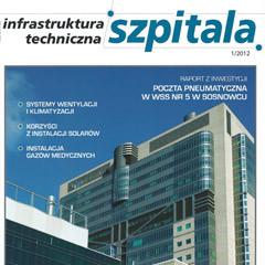 2012 – Jak zaprojektować optymalną salę operacyjną