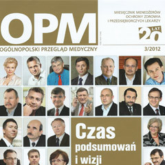 2012 – Modernizacja elewacji szpitali – wymiar ekonomiczny i techniczny