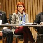 26 I 2015 udział w debacie (na zaproszenie) na temat budowy Centrum Przesiadkowego w Bytomiu