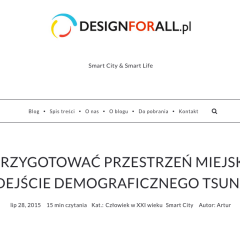 Blog: Design for All.pl