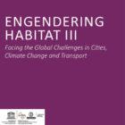 """5 X 2016 – Międzynarodowa konferencja """"Engendering Habitat III"""" – Madryt"""