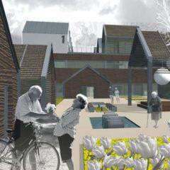 2009 – Wyróżnienie Marszałka Województwa Śląskiego, najlepsza praca dyplomowa z zakresu urbanistyki i planowania przestrzennego